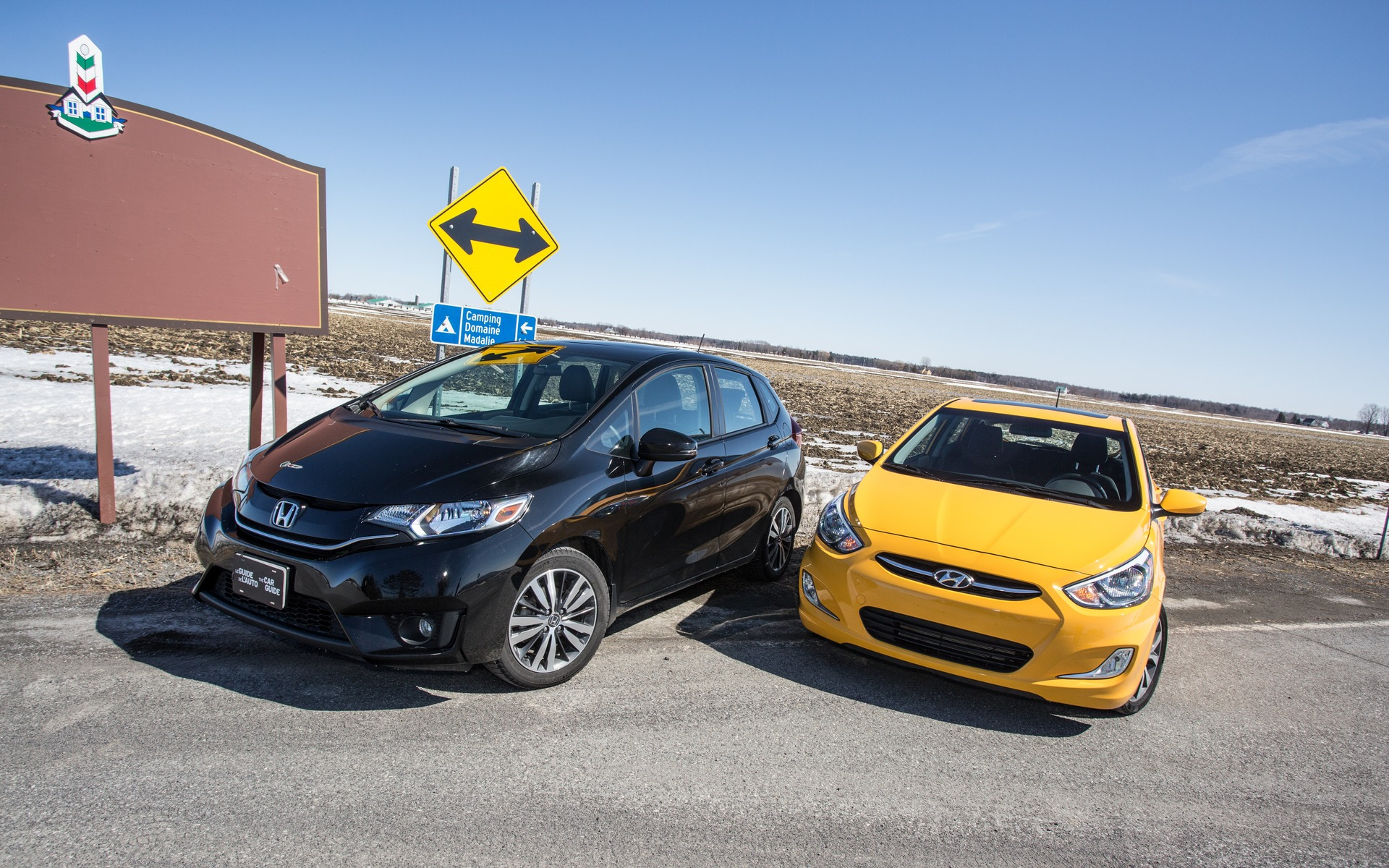 These cars are not immediately similar, but they share some common traits.