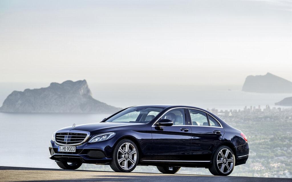 Mercedes benz classe c 2015 choisir son destin guide auto for Mercedes benz 640