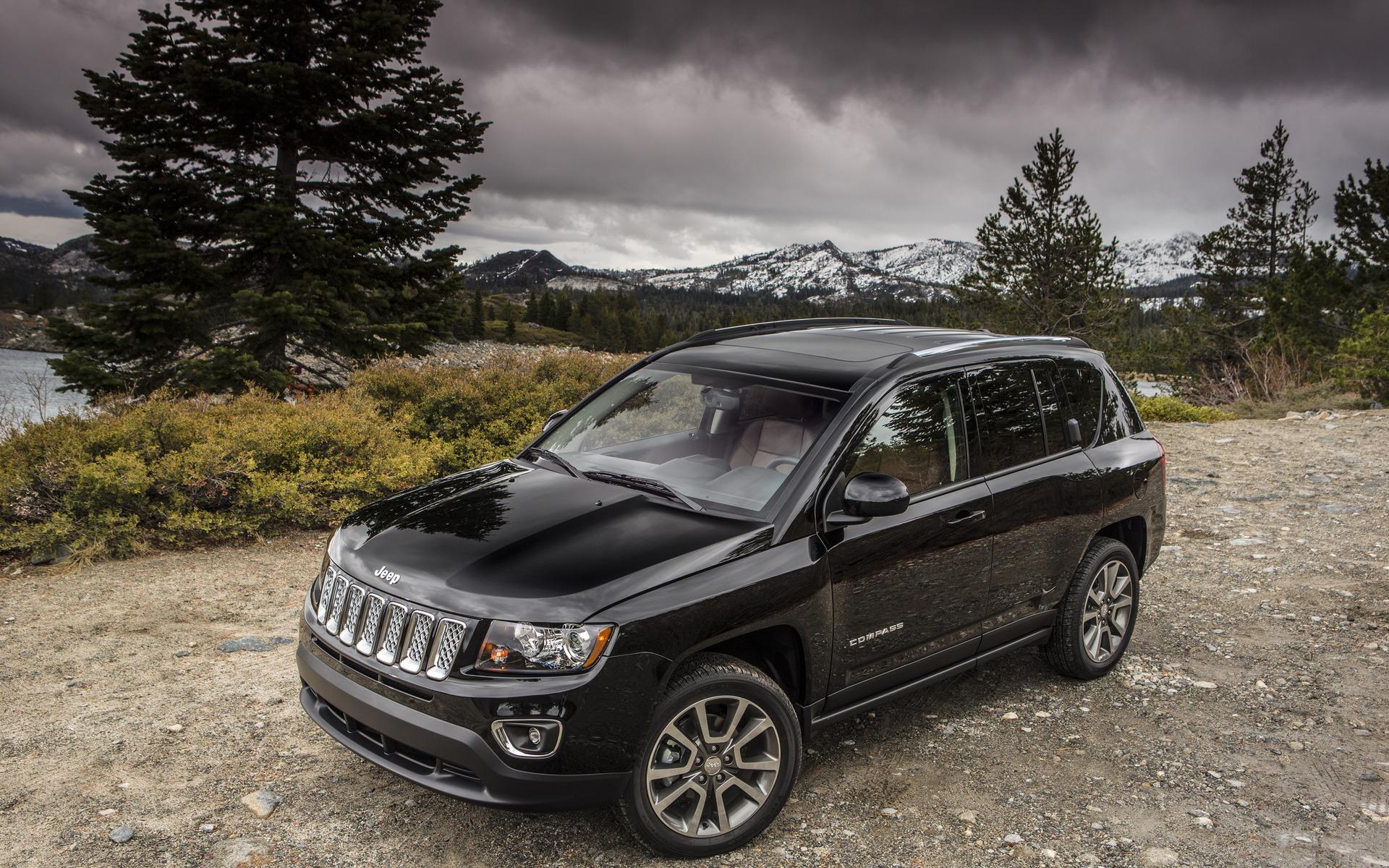 Jeeps compass