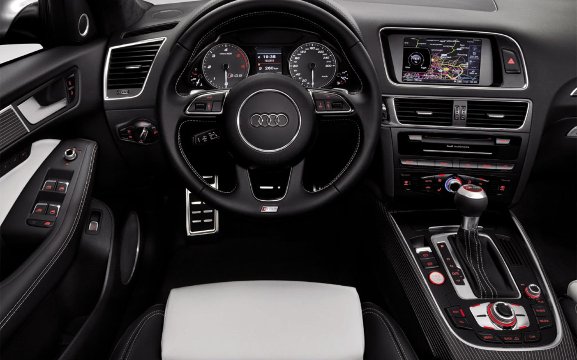 2015 Audi Q5 >> Audi Q5 2015: De tout pour tous - 3/4