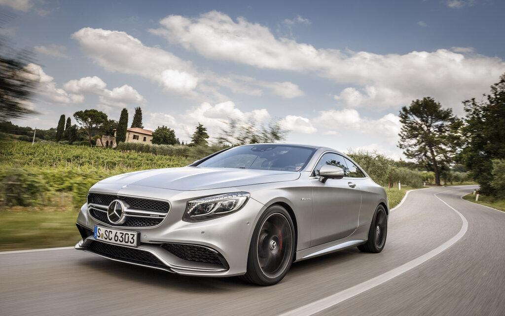 Mercedes benz classe s 2015 l toile au z nith guide auto for Mercedes benz 640
