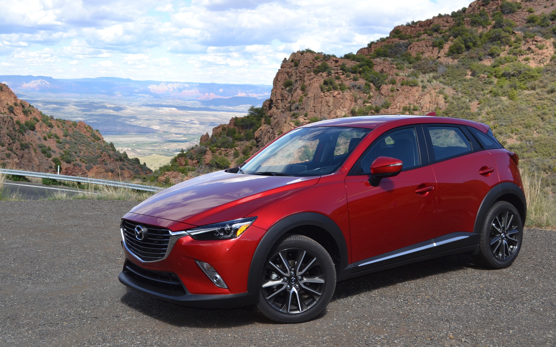 Why Doesn t The 2016 Mazda CX 3 e With A Manual Transmission