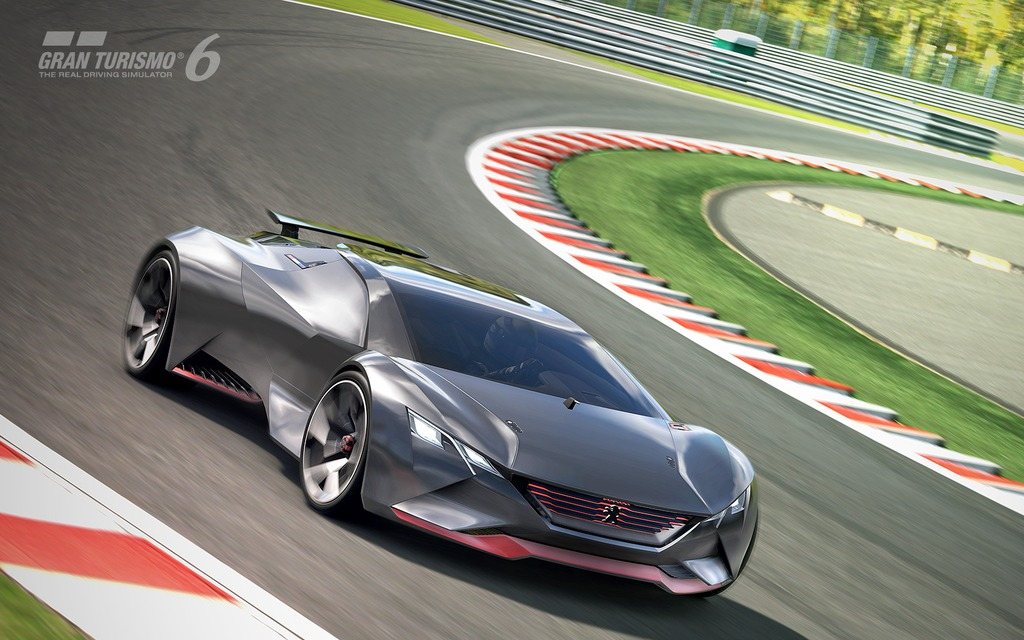 A Peugeot Supercar For Gran Turismo 6 - The Car Guide