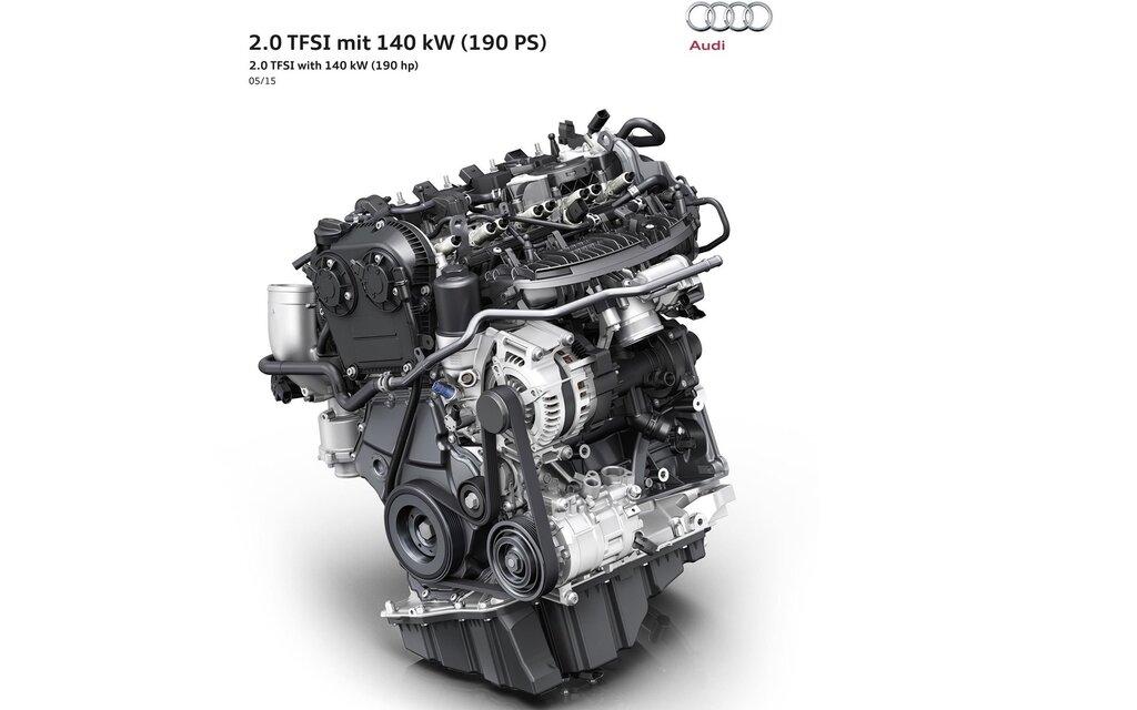 Audi Unveils Its Most Recent Engine 1 1