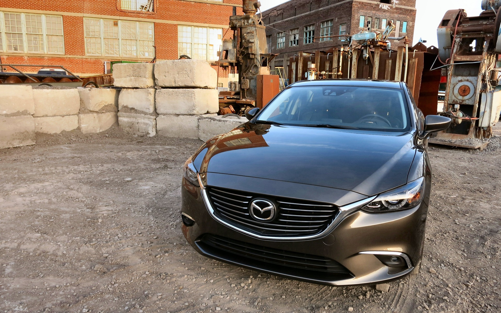 2016 Mazda6: Love The Drive, Sweating The (High Tech) Details