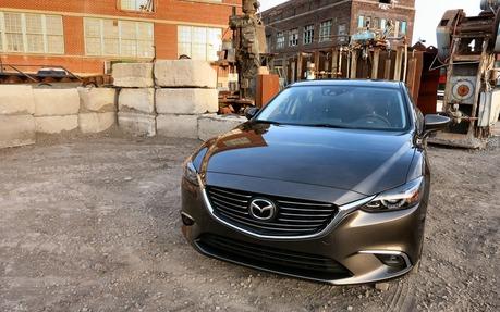 2016 Mazda6: Love The Drive, Sweating The (High-Tech