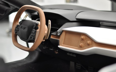Photo Alain Morinthis Gives You A General Idea Of What The Gts Dashboard Will Look Like