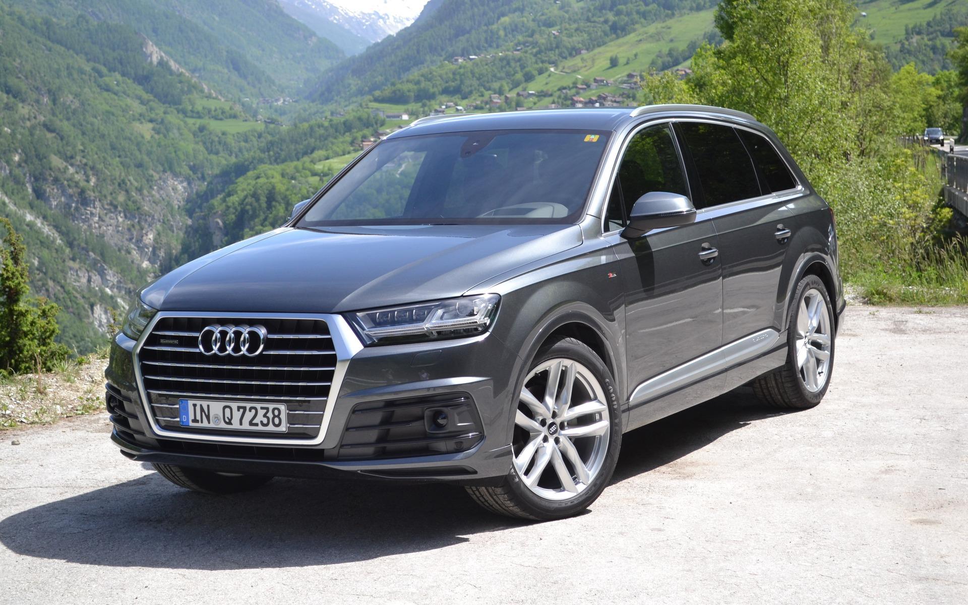 Audi's Future Includes New SUVs - The Car Guide