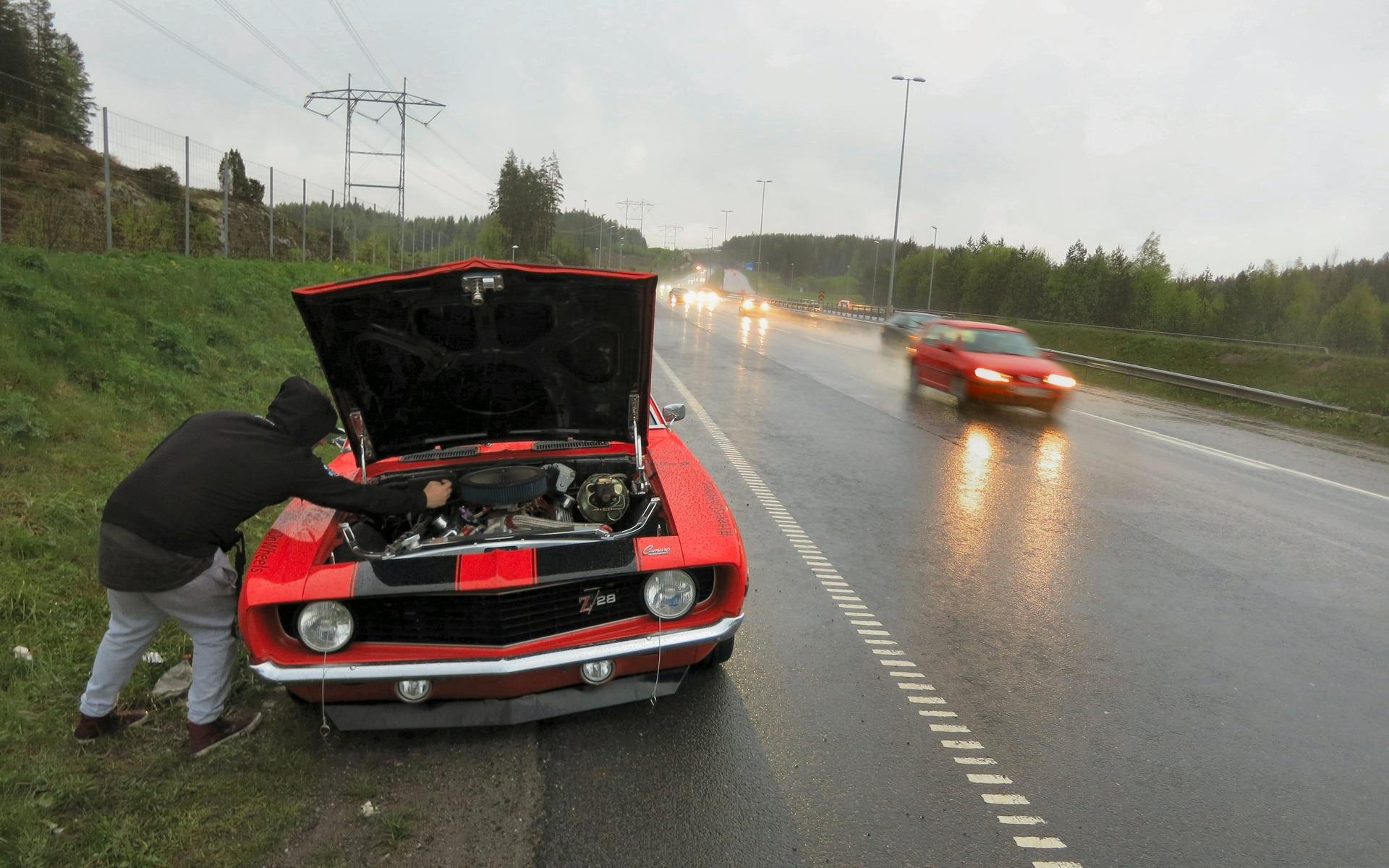Gumball 3000 Rally.