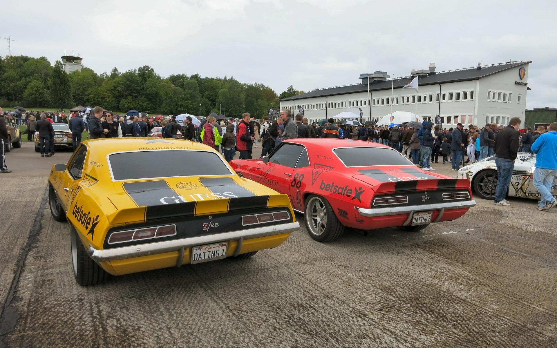 The Gumball 3000 Rally.
