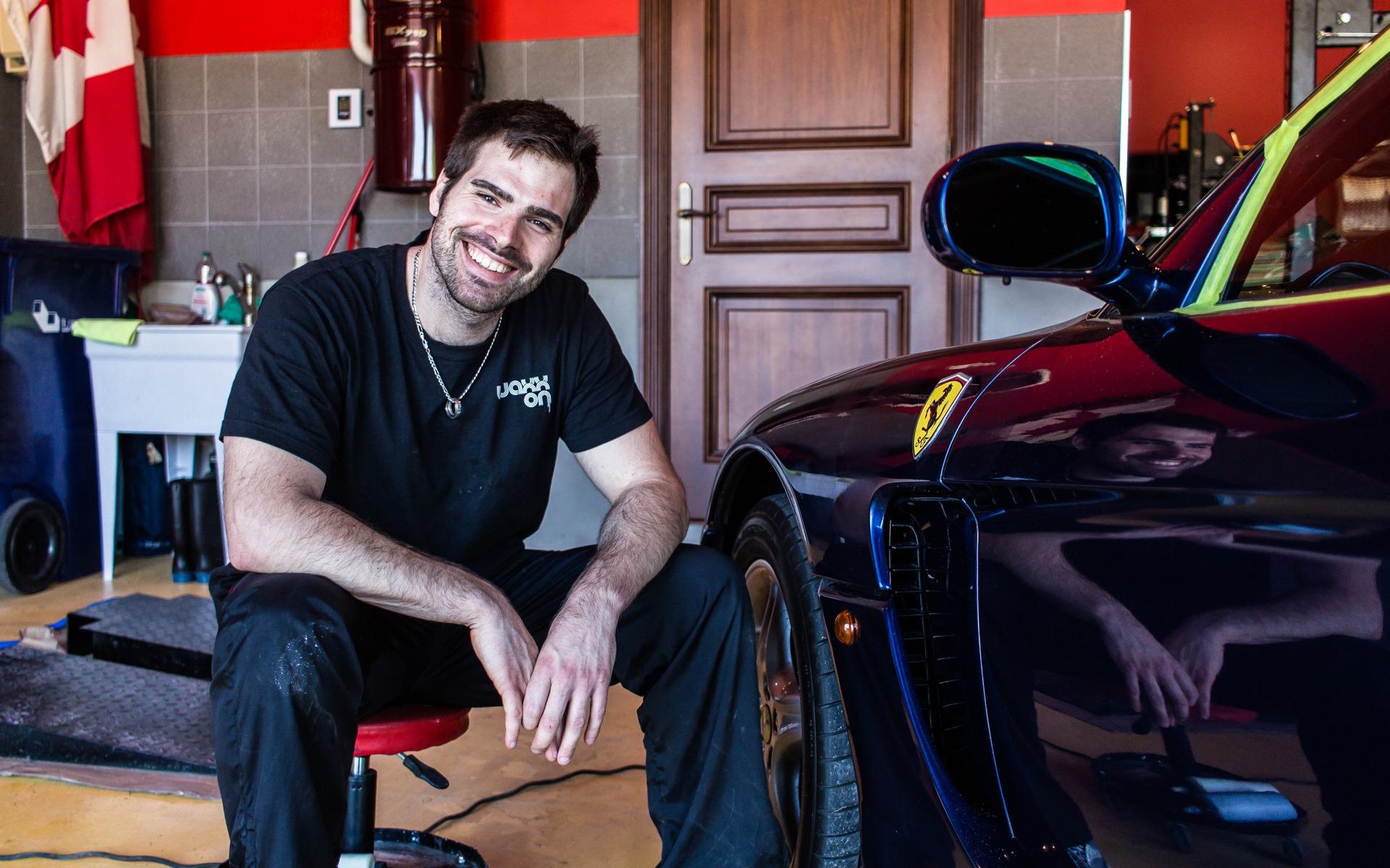 Merci à Alex Lemay de Waxxon Spa Automobile pour sa collaboration!