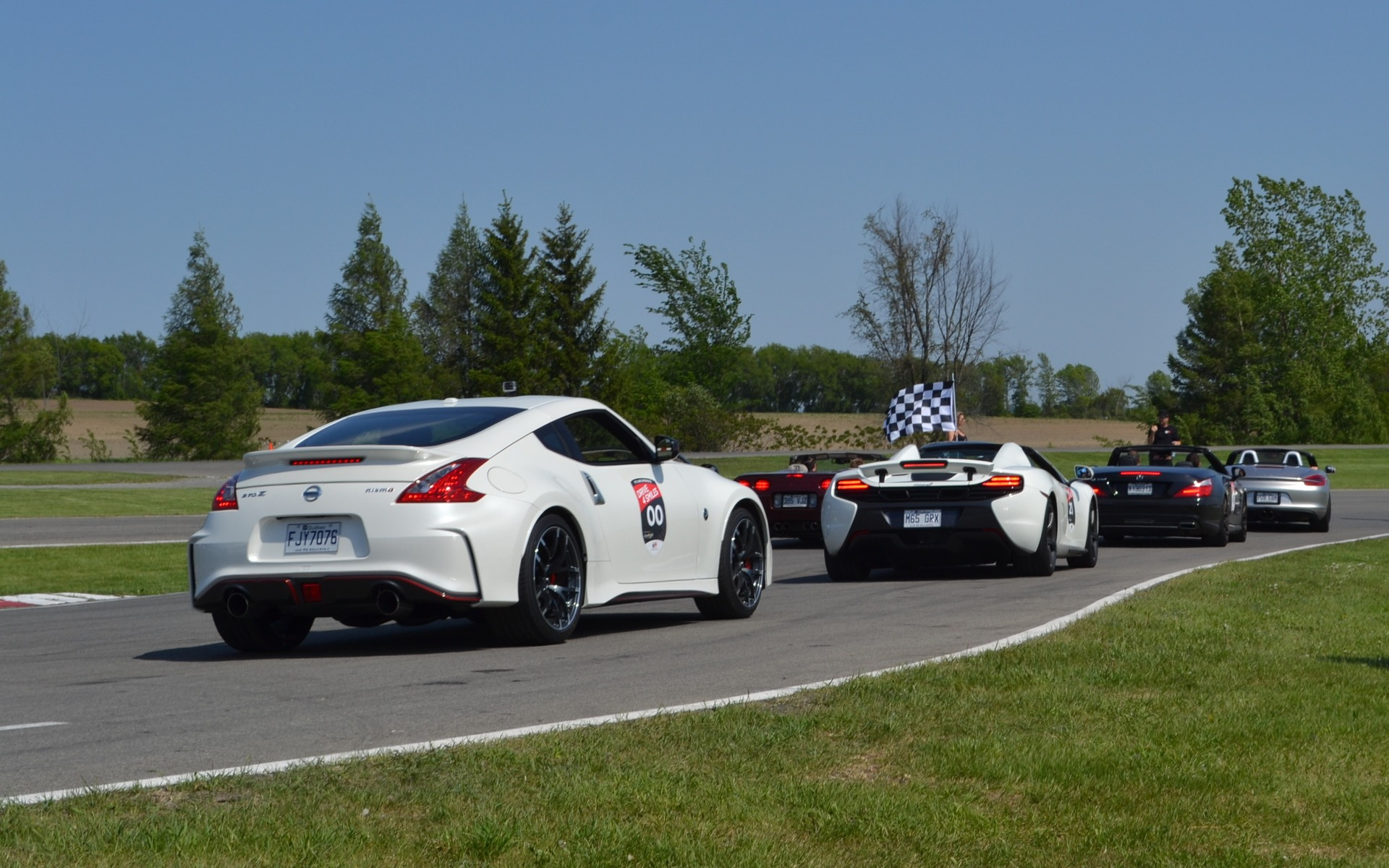 Our Nissan 370Z Nismo.