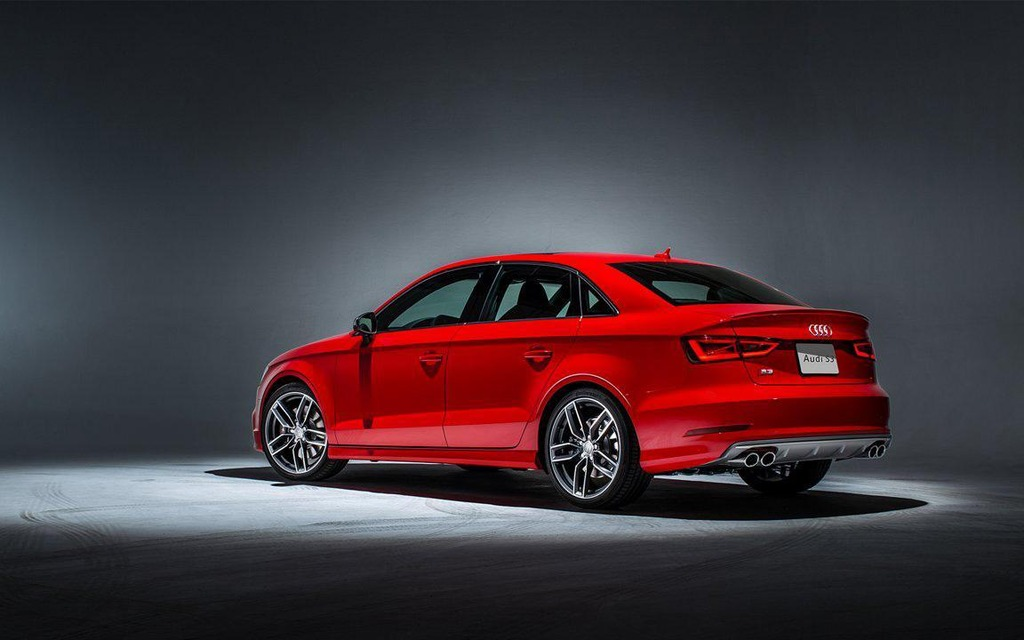 Audi S3 Exclusive Edition