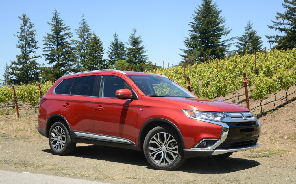 This time the Outlander's looks should be more universally pleasing.