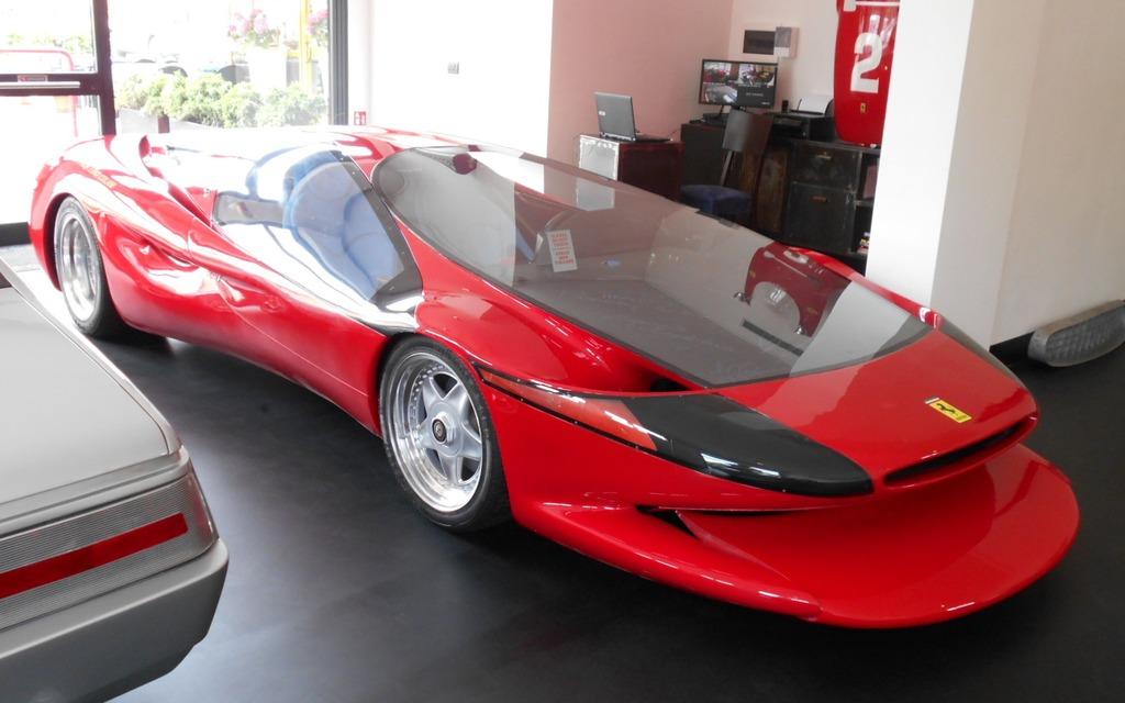All Ferrari Models >> Unusual Ferrari Model For Sale The Car Guide