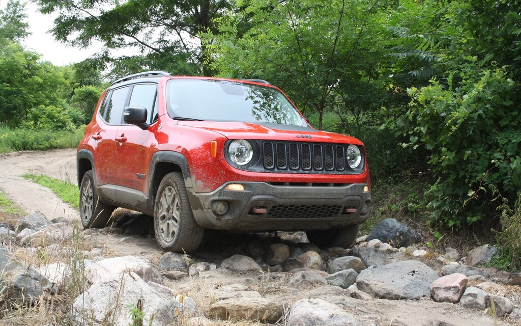 jeep renegade 2015 le pugiliste poids plume guide auto. Black Bedroom Furniture Sets. Home Design Ideas