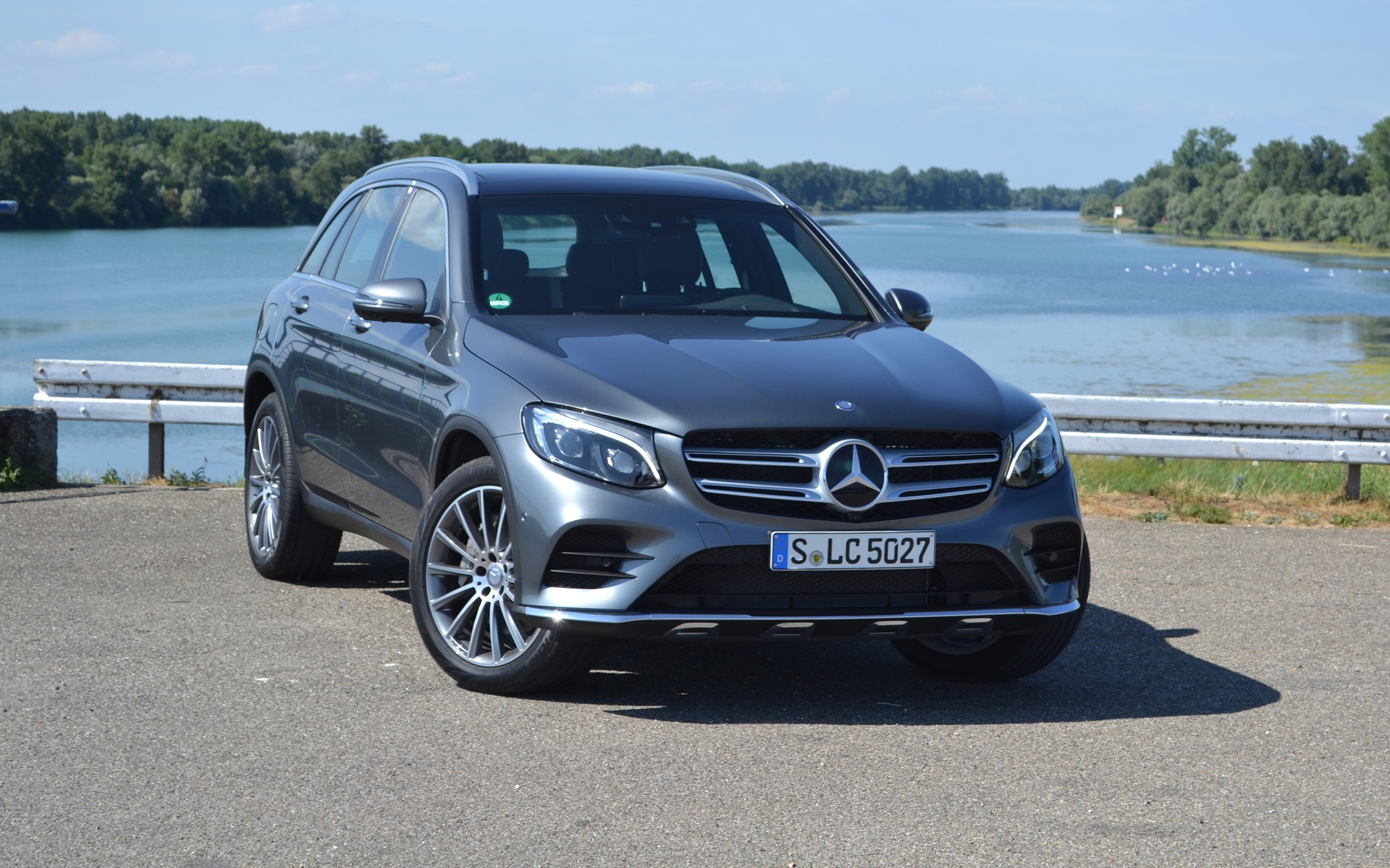 Used Mercedes Glk >> 2016 Mercedes-Benz GLC: Nothing Like The GLK - 3/39