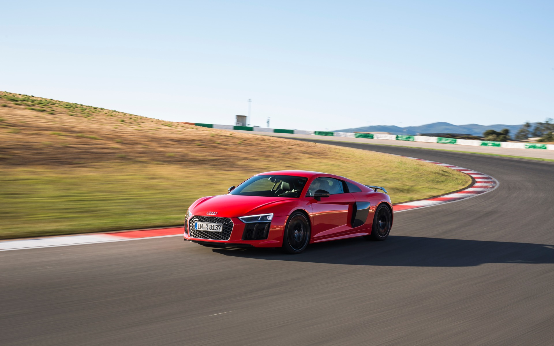 2017 Audi R8 V10 Plus A Second Generation With Genuine