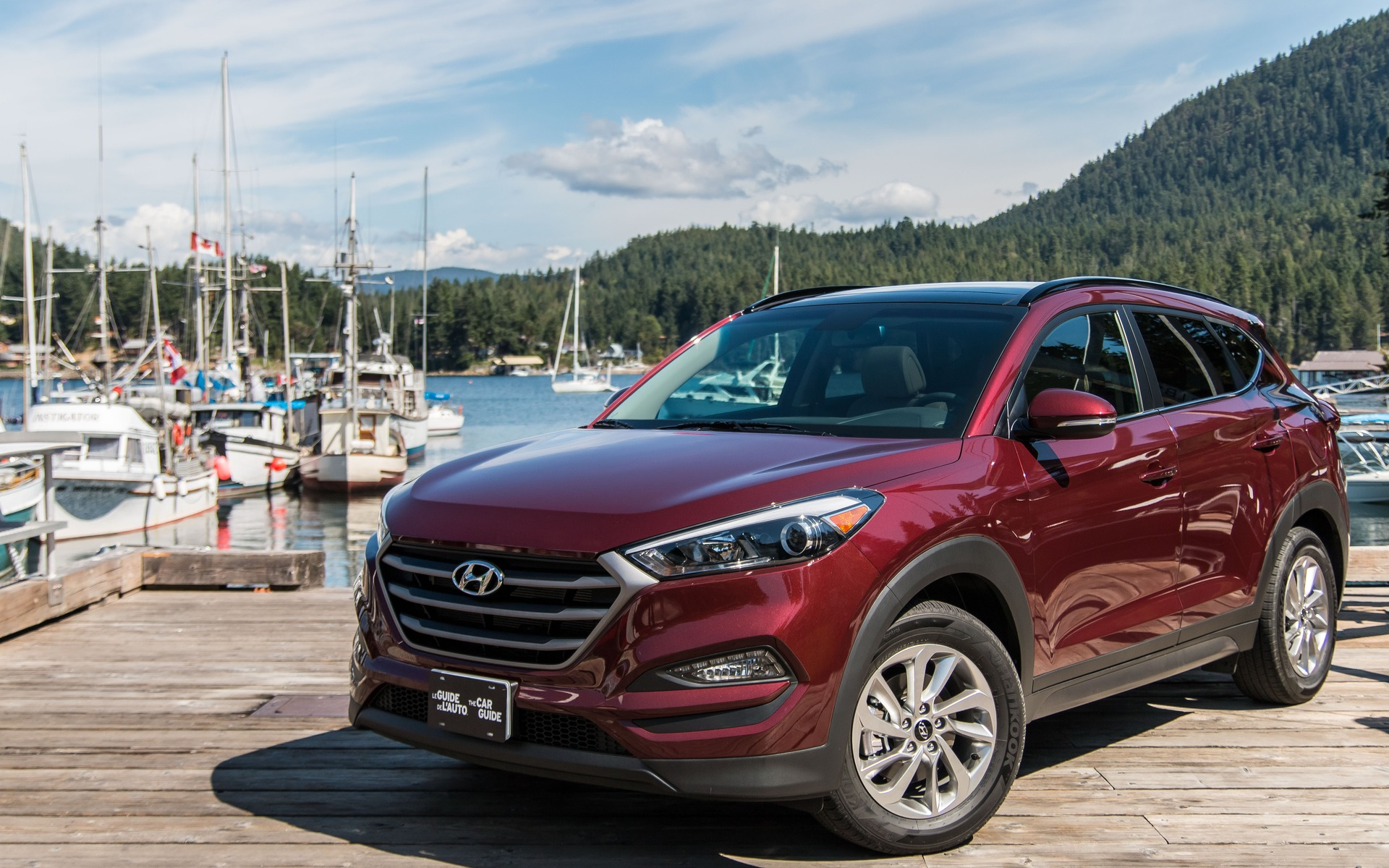 2016 hyundai tucson definitely more competitive the car. Black Bedroom Furniture Sets. Home Design Ideas