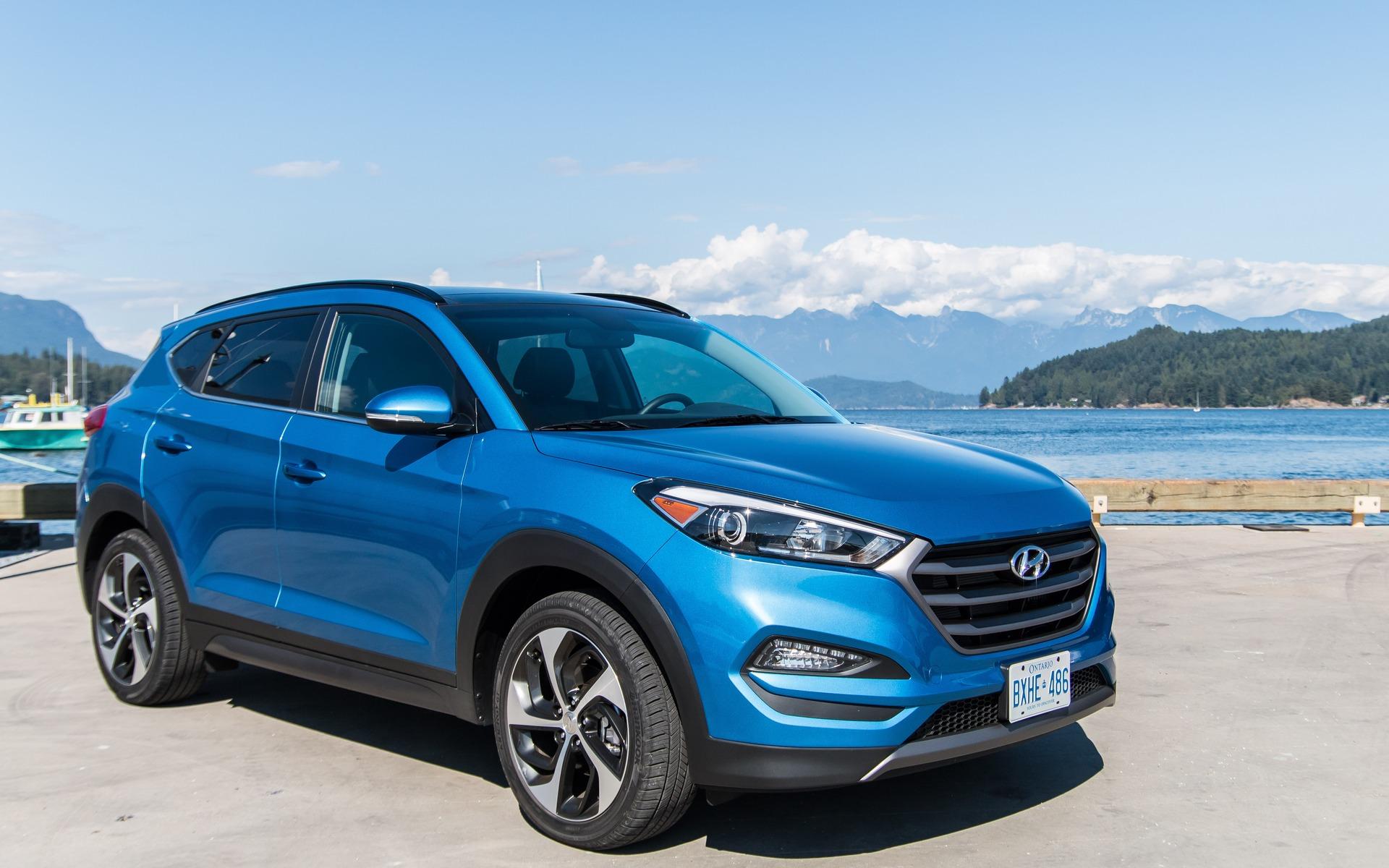 2016 Hyundai Tucson Definitely More Competitive 19 54
