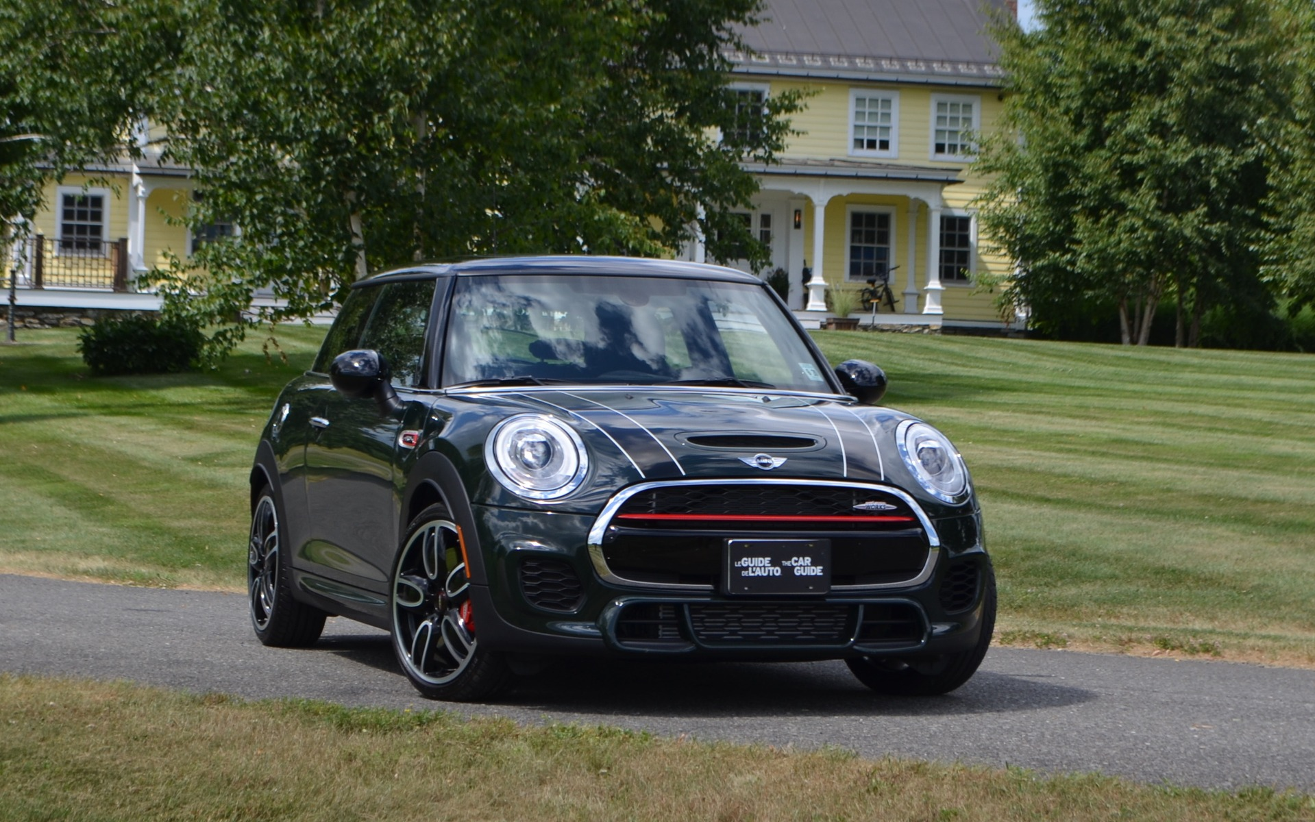 2016 Mini Cooper John Cooper Works Instant Fun The Car Guide