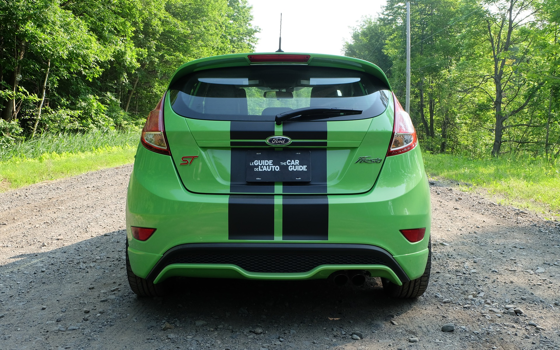2015 Ford Fiesta St The Grass Is Greener Here 3 18
