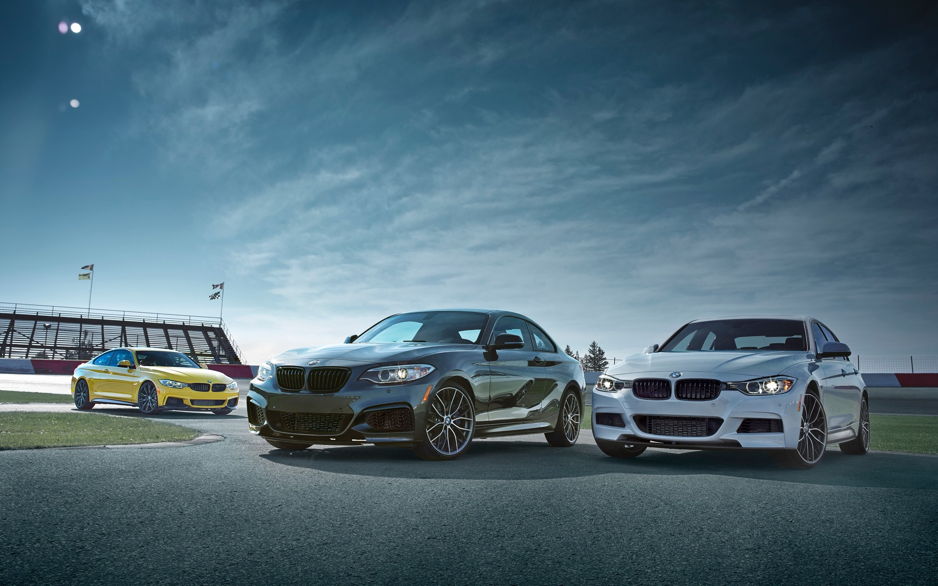 BMW M Performance Edition 435i, M235i and 335i