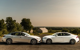 Infiniti Q50 Vs  Lexus IS 350: The Devil Is In the Details - The Car