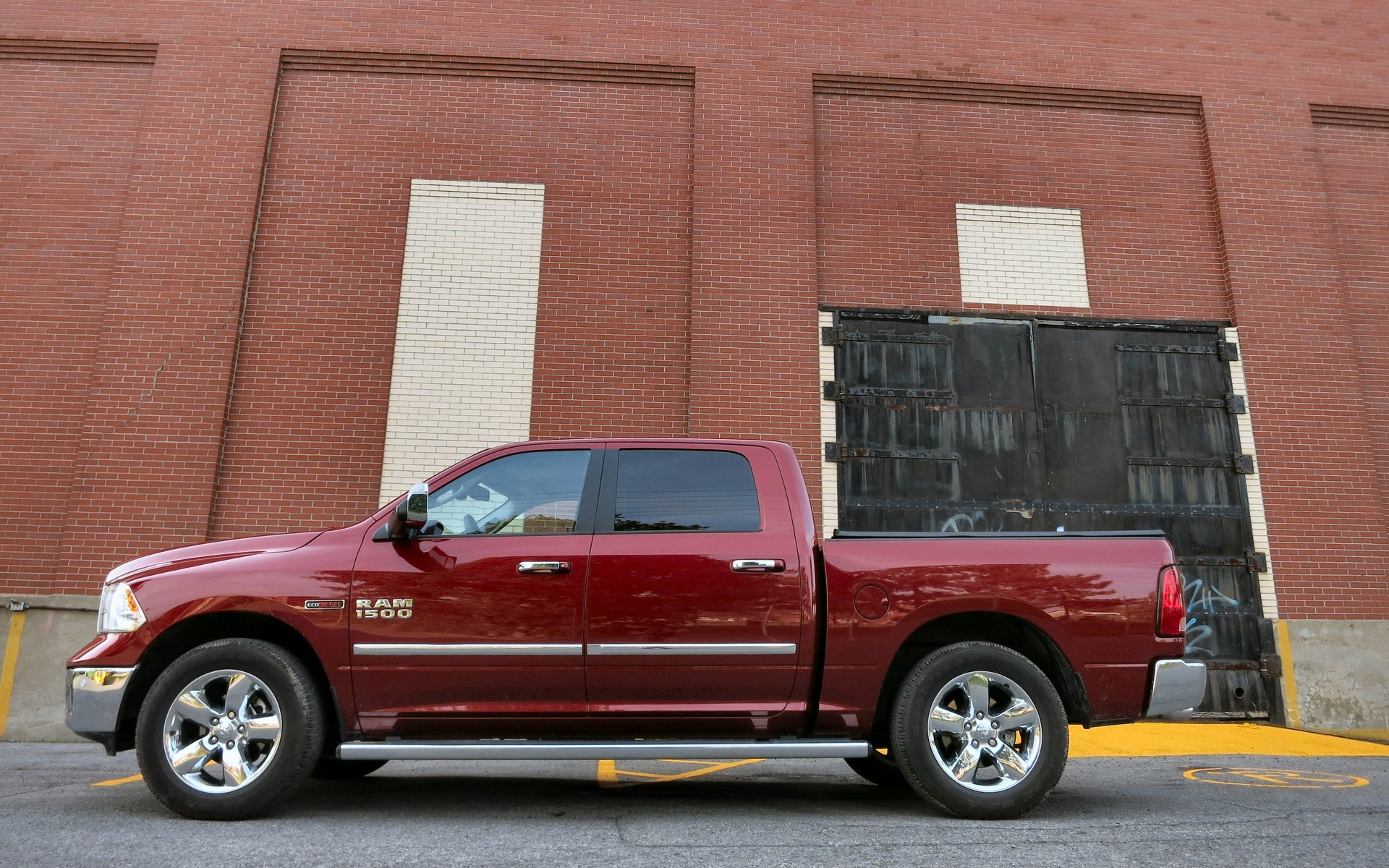 The 2015 EcoDiesel remains Ram's most compelling truck.
