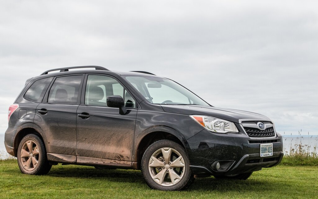 2016 Subaru Forester: You Can't Knock Virtue - The Car Guide