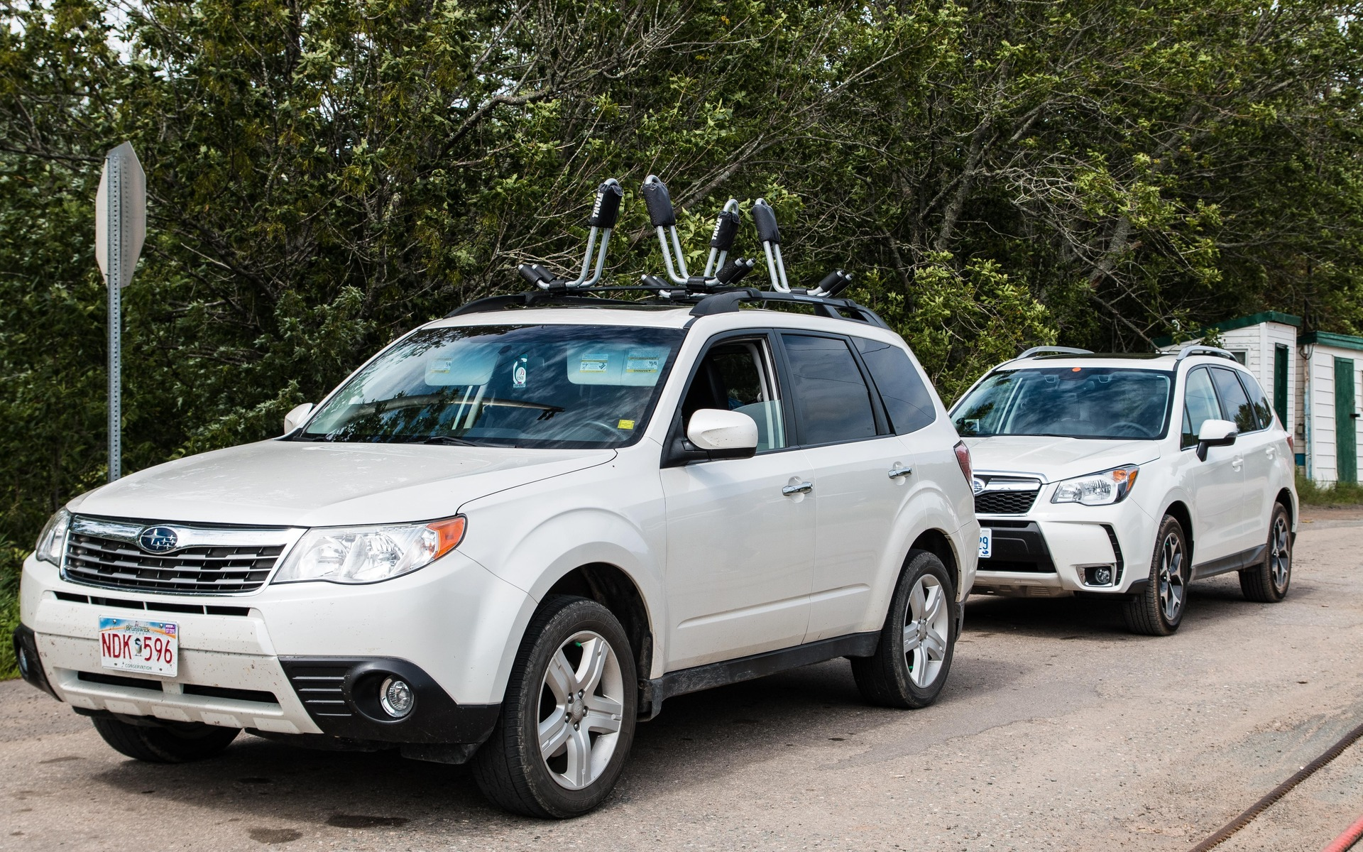 Used Subaru Forester >> The Subaru Forester: Built For Affluent Boomers? - 1/14