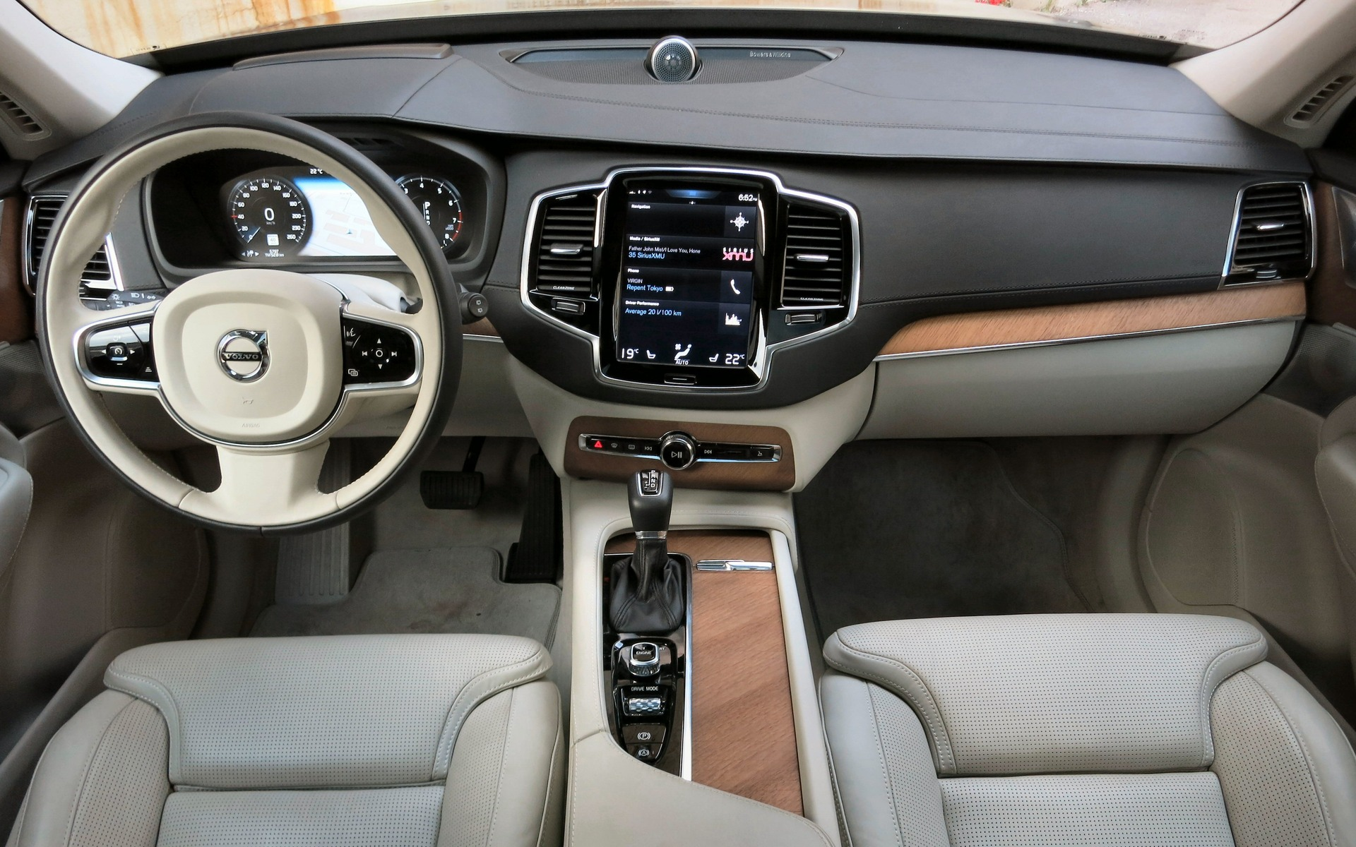 2016 volvo xc90 t6 inscription  the shape of things to come   20
