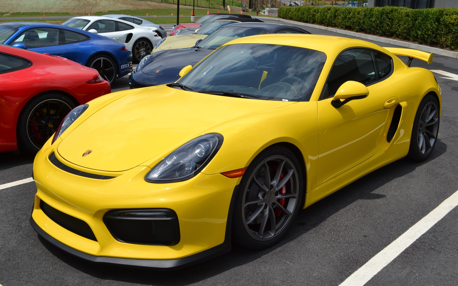 2016 porsche cayman gt4 the ultimate cayman the car guide. Black Bedroom Furniture Sets. Home Design Ideas