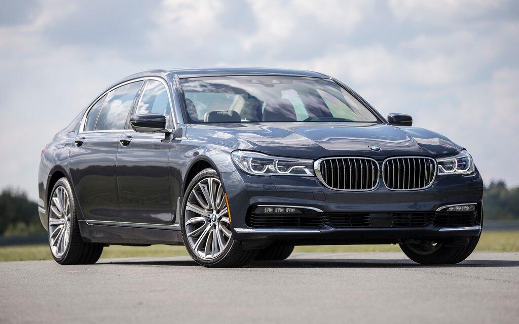 2016 BMW 750Li Living The High Life