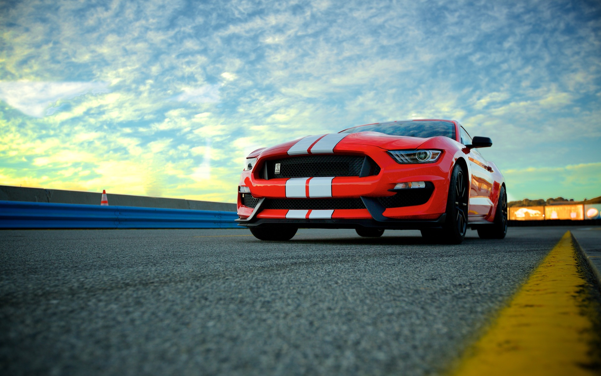 2016 Ford Mustang Shelby Gt350 At The Wheel Of The Best