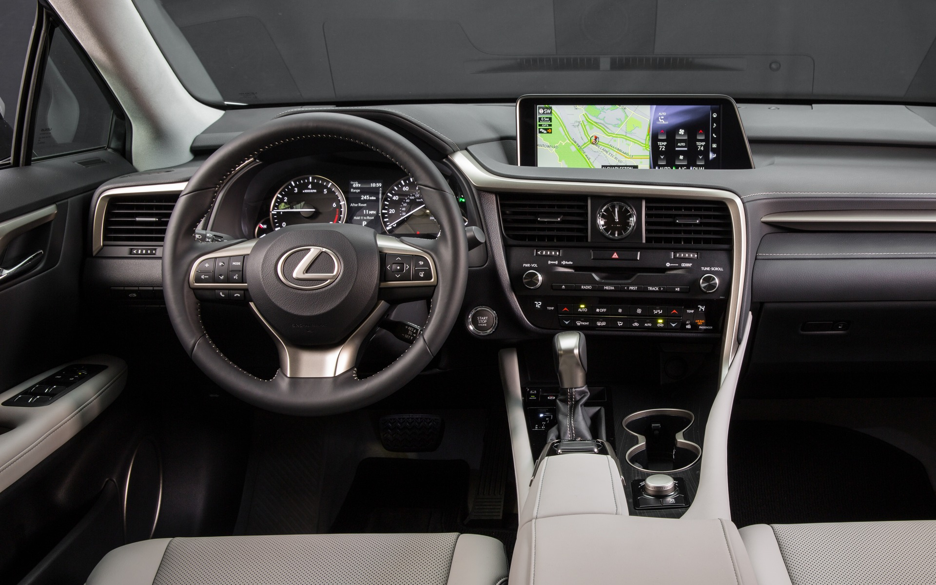 2016 Lexus Rx350 And 450h Business Class Travel 3 29