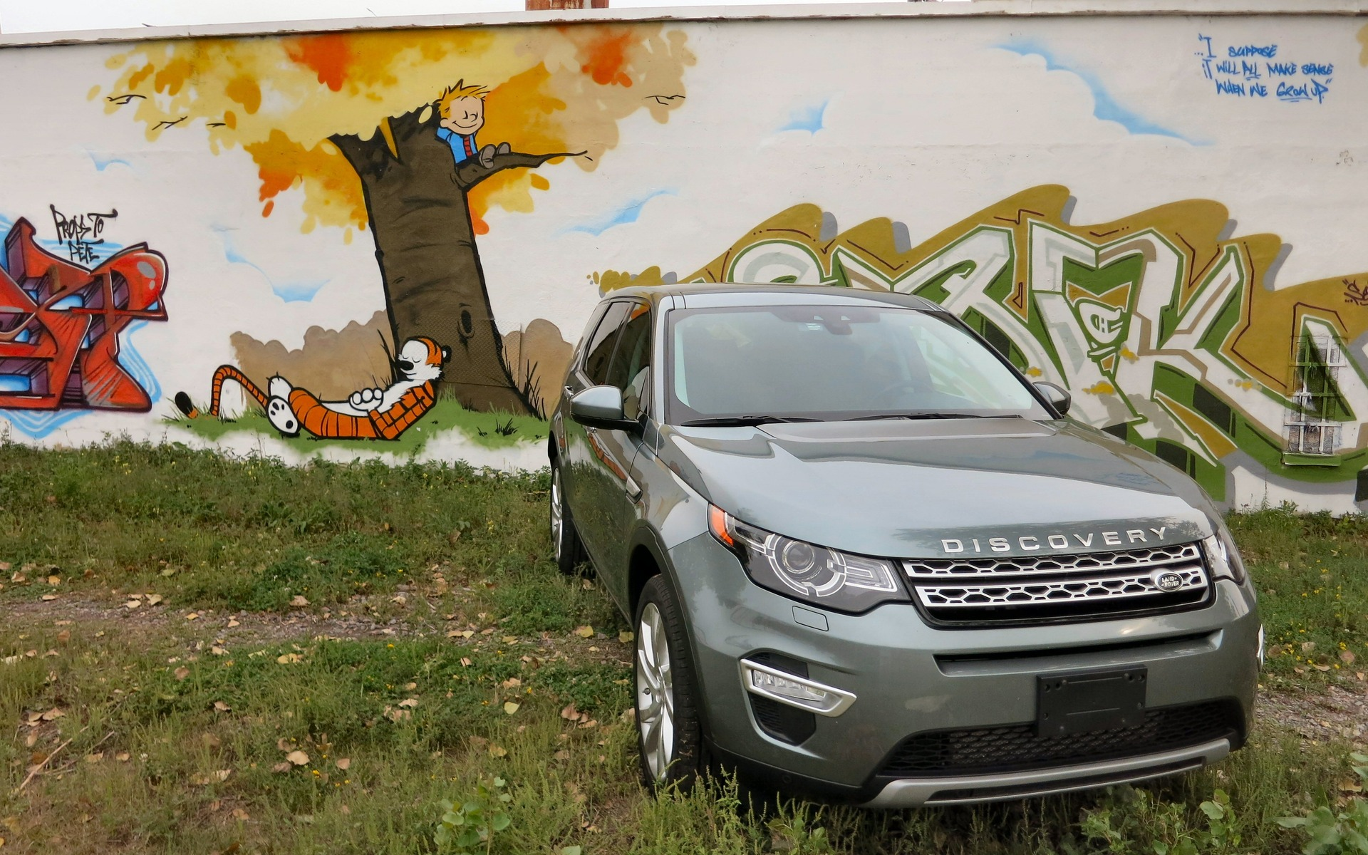 2015 Land Rover Discovery Sport Entry Level Luxury