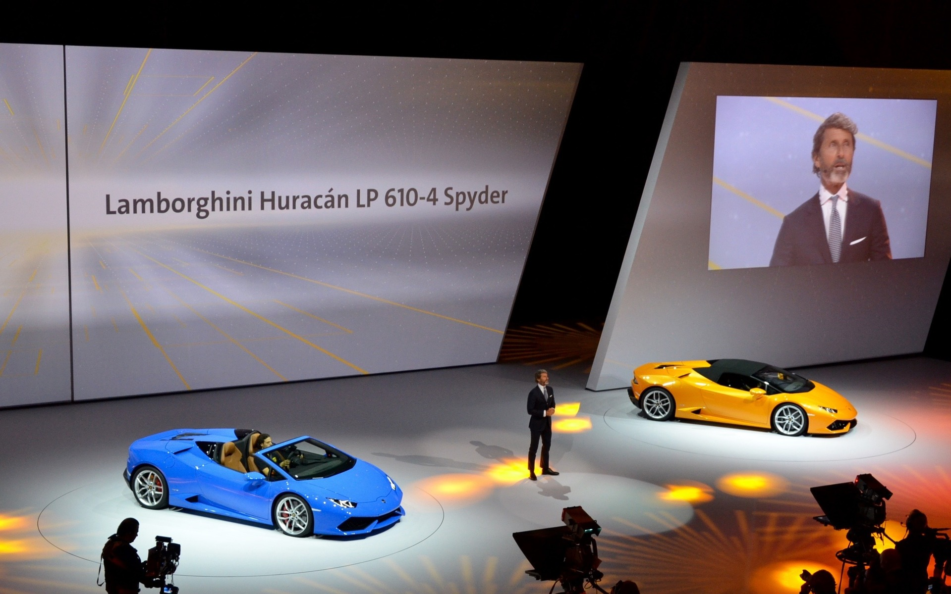 A Line up New Models At Volkswagen Group Night 35 45
