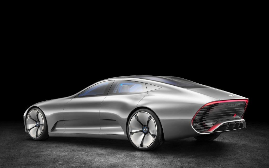 À plus de 80 km/h, la voiture a un aérodynamisme de 0,19.
