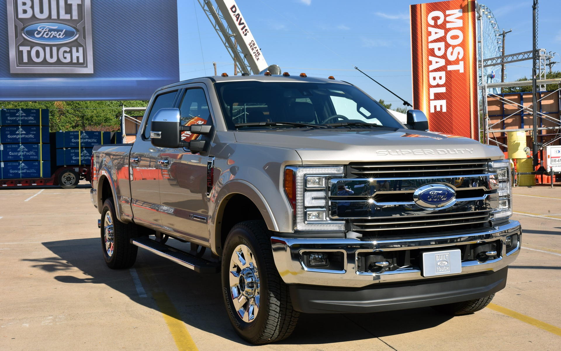 This Is The 2017 Ford Super Duty The Car Guide