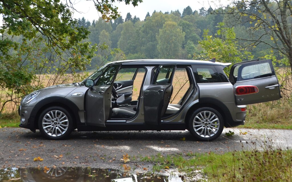 mini clubman 2016 quand mini se fait maxi guide auto. Black Bedroom Furniture Sets. Home Design Ideas
