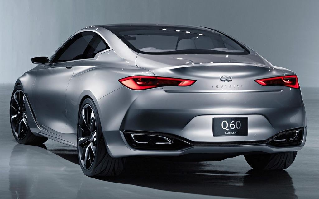 2017 Infiniti Q60 Concept