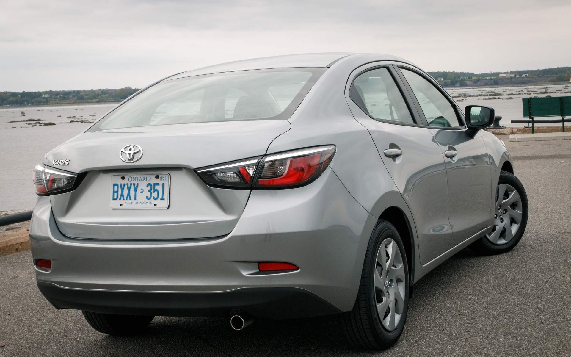 2016 Toyota Yaris Sedan The Adopted Son 8 27