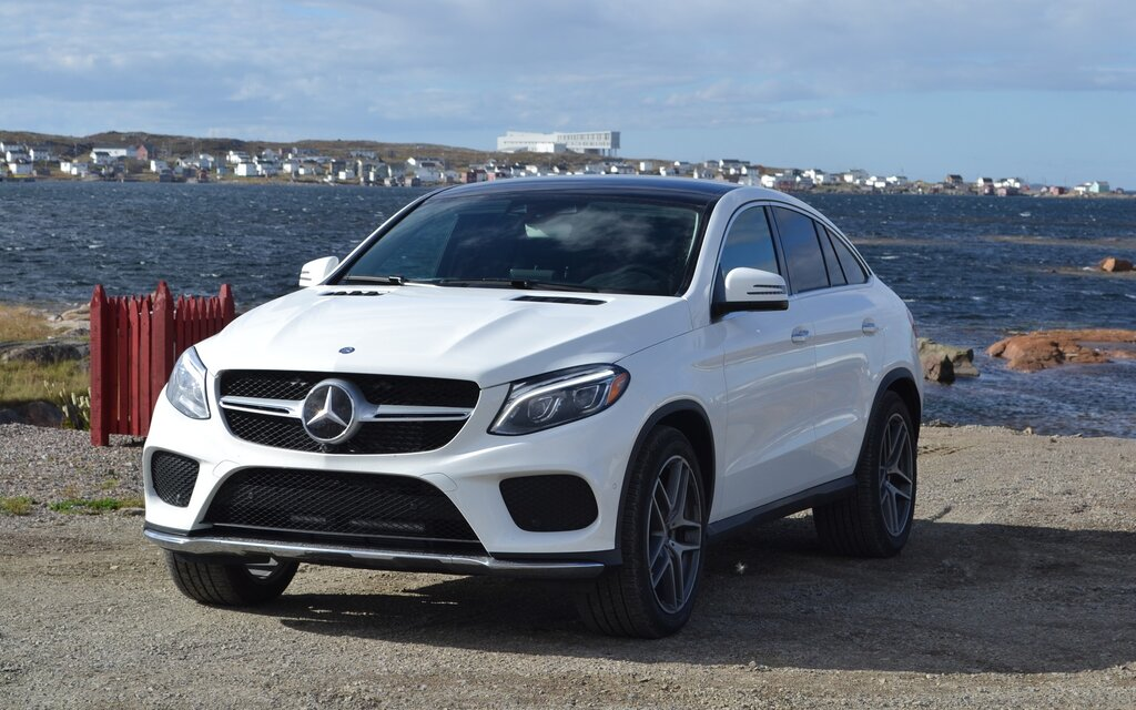 2016 mercedes benz gle coupe the new macho suv the car. Black Bedroom Furniture Sets. Home Design Ideas