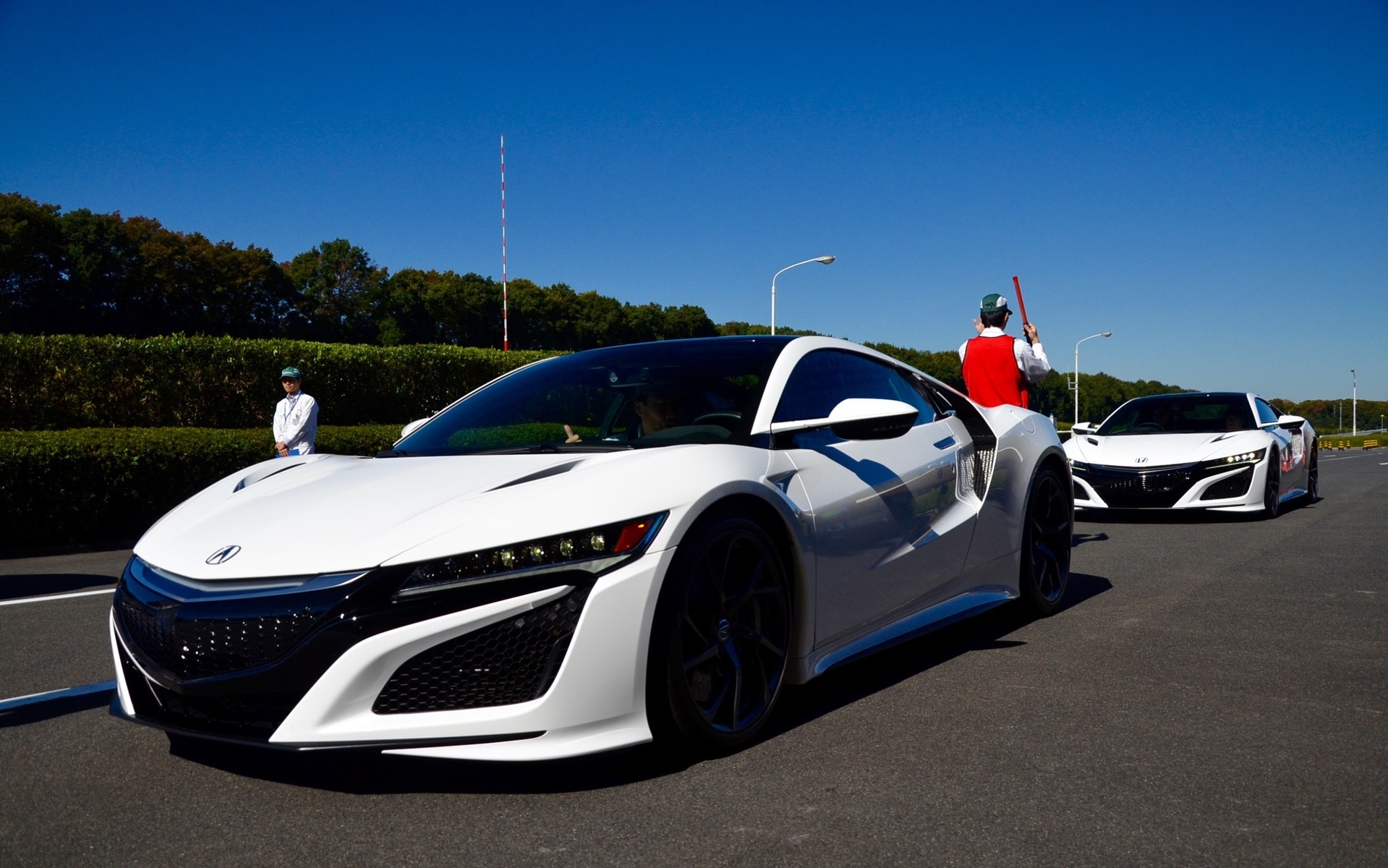 2017 Acura NSX: More Cerel Than Visceral - 6/19 on