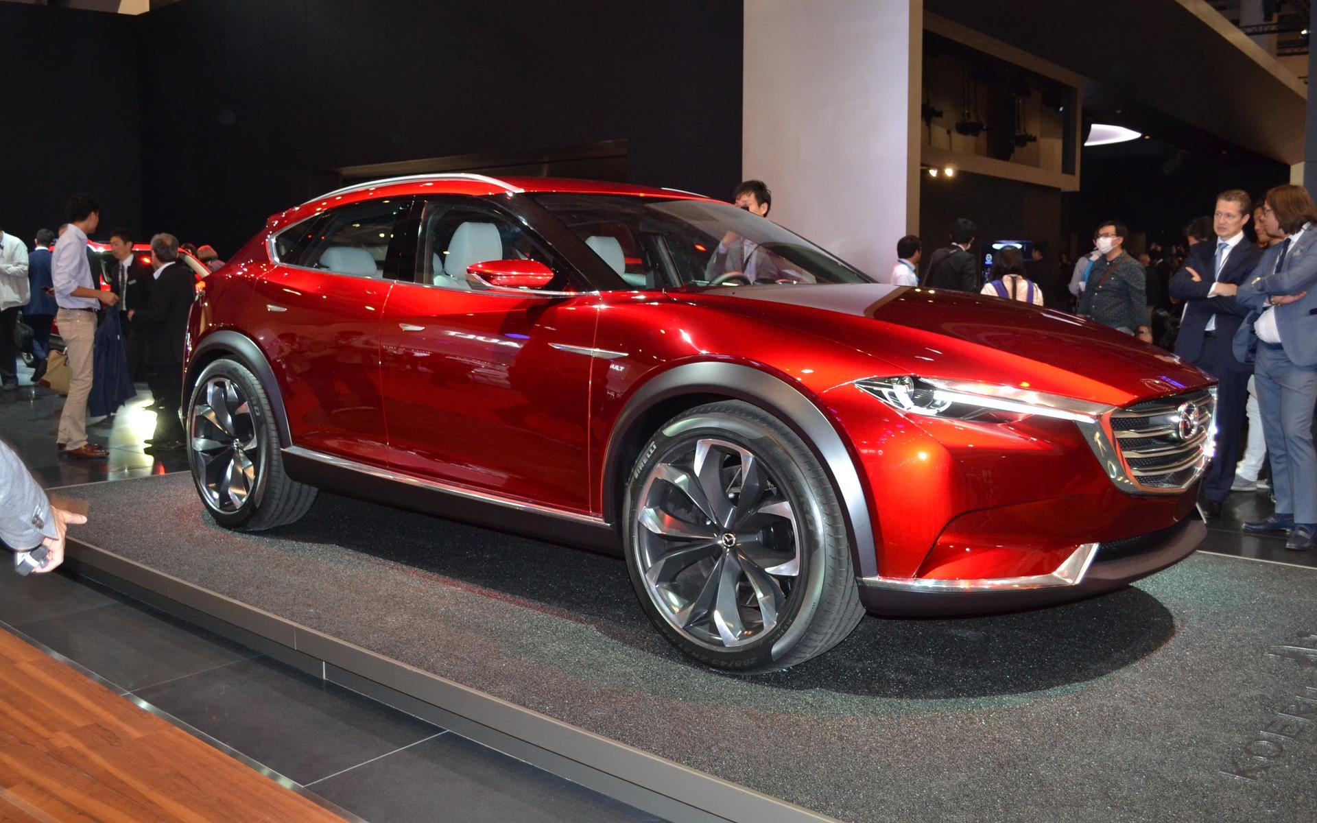 Mazda Koeru Concept The Next Cx 9 The Car Guide