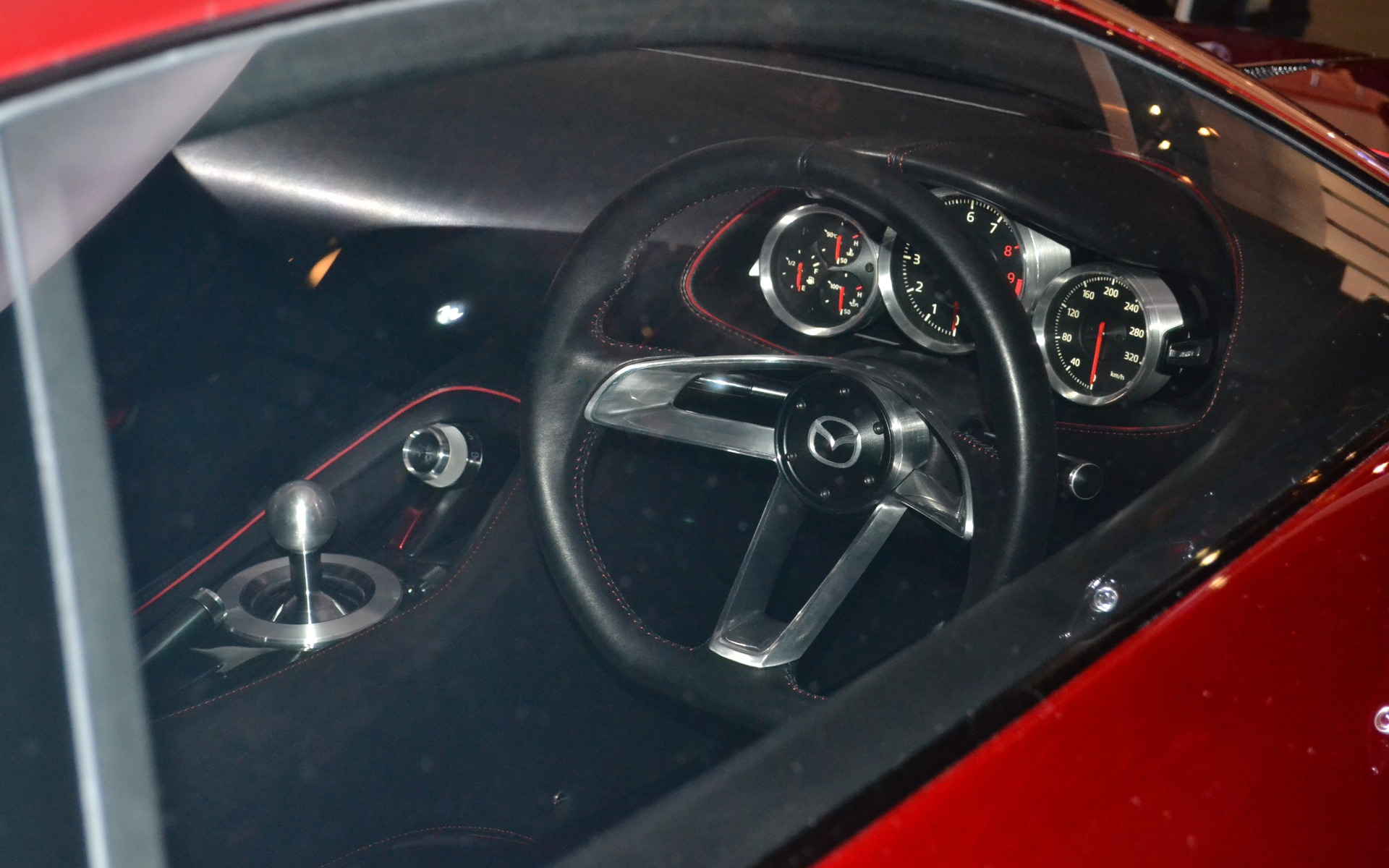 Mazda 3 2015 Interior >> Mazda RX-Vision Concept: The Rotary Engine is Back! - 2/14