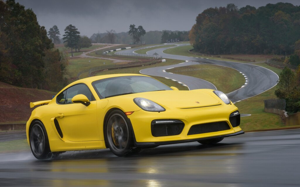2016 Porsche Cayman Gt4 And 911 Gt3 Rs Track Bred The Car Guide