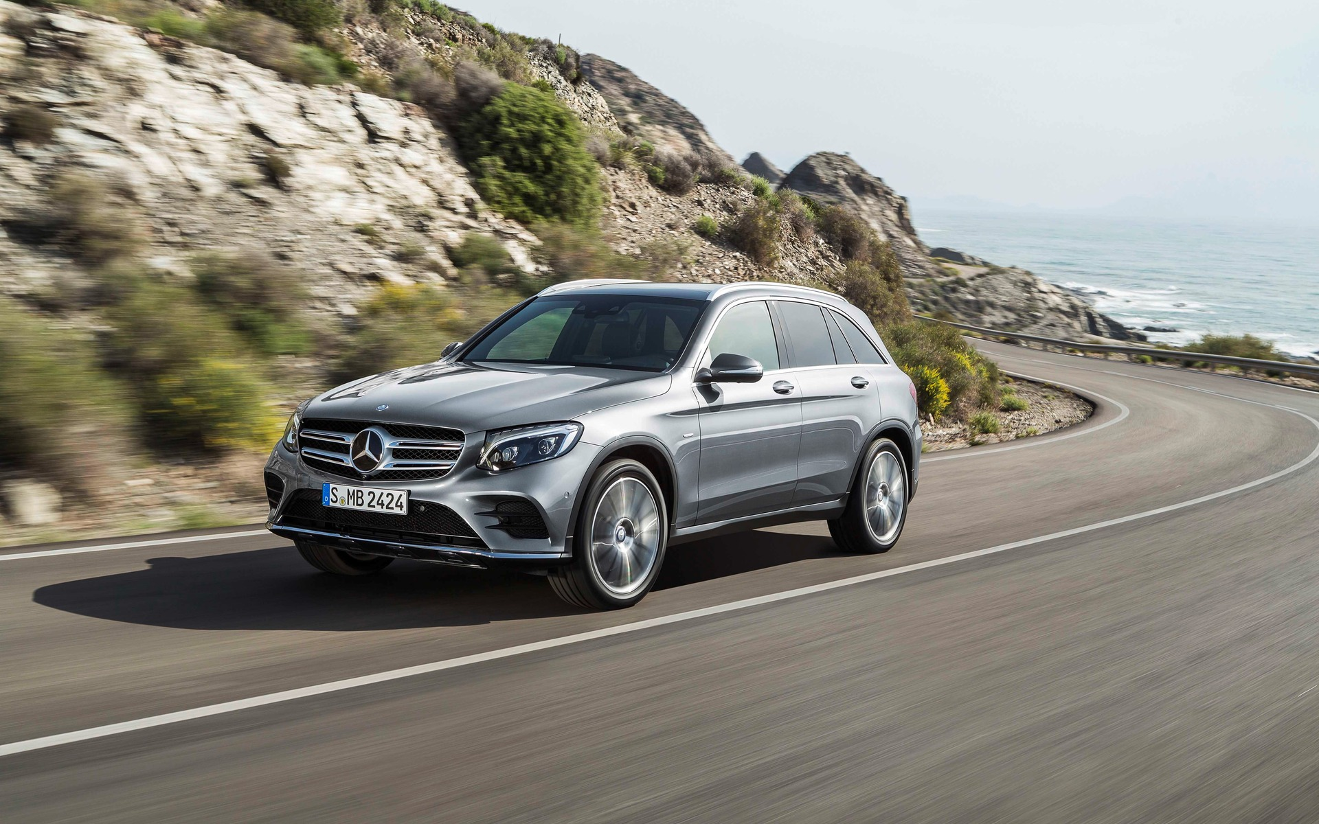 2016 Mercedes Benz GLC We re Driving It This Week The Car Guide