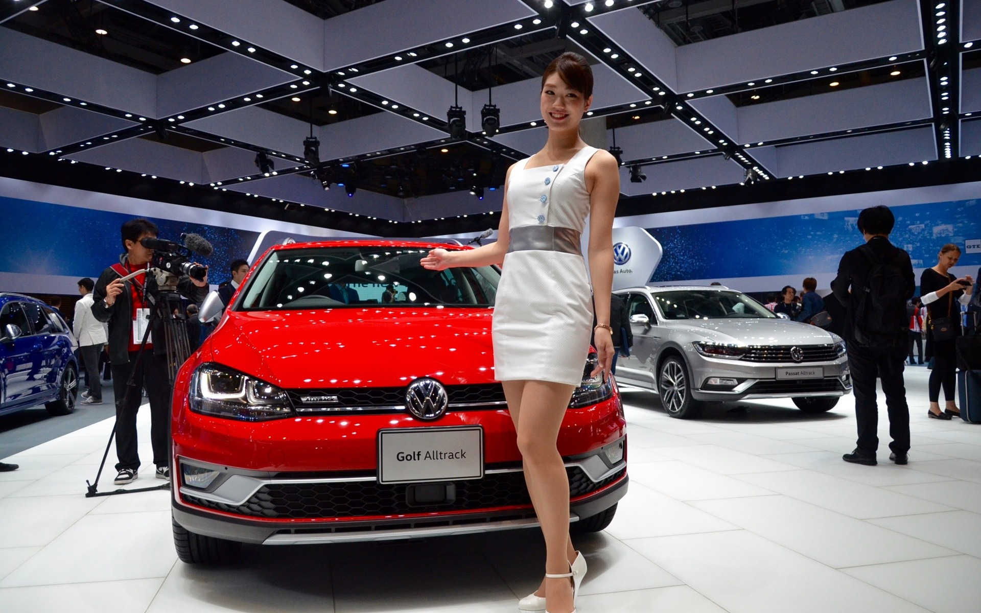 Volkswagen At The Tokyo Motor Show The Car Guide - Volkswagen car show